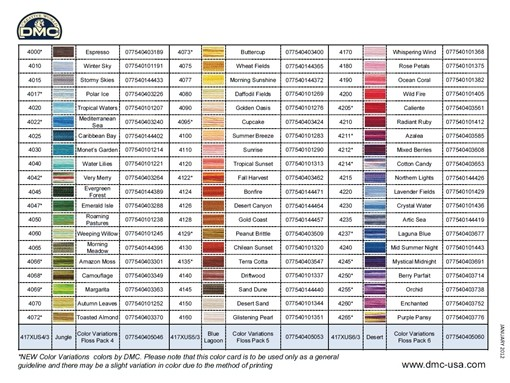 anchor thread colour chart pdf