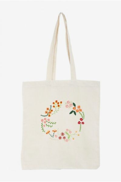 DMC Free Embroidery Pattern