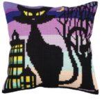 Black Grace 2 Tapestry Cushion Kit