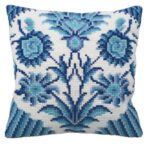 Collection D'Art Chinese Porcelain 2 Tapestry Cushion Kit