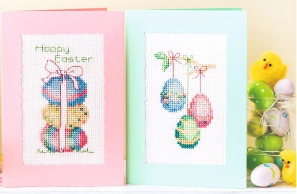 Easy cross stitch pattern