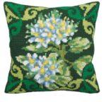 Ledum Green Tapestry Cushion Kit