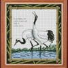 Cross Stitch Kit Romantic Story
