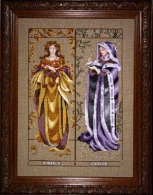 Maidens Of The Seasons II - Fall & Winter